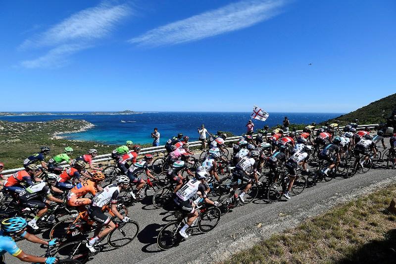 Джиро д'Италия-2017. Результаты 3 этапа