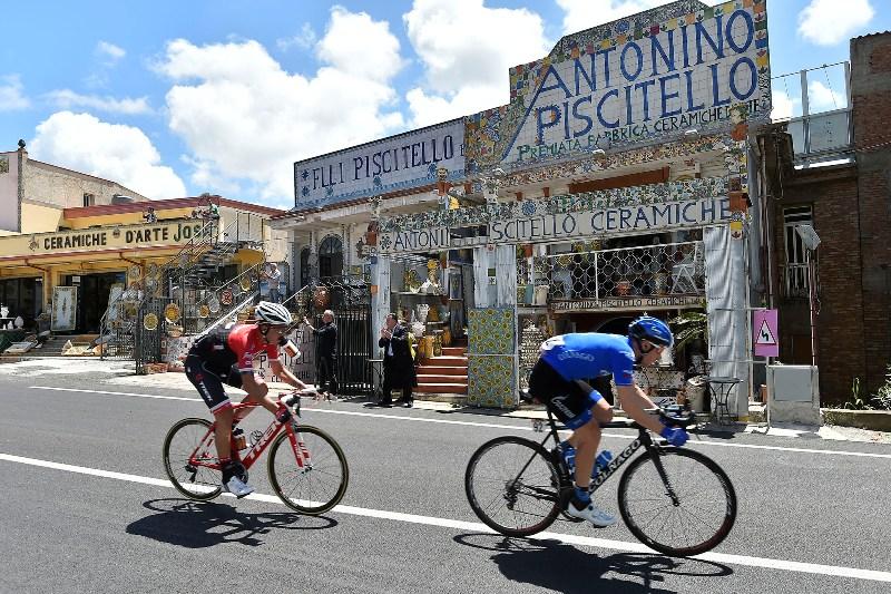 Джиро д'Италия-2017. Результаты 4-го этапа