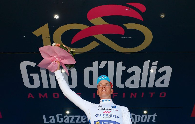 Страницы истории велоспорта: Джиро д'Италия - 2017