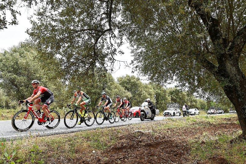 Результаты 6 этапа Джиро д'Италия-2017