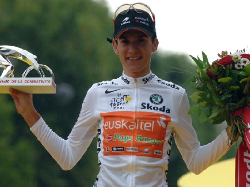 Амец Чуррука объявил о завершении карьеры велогонщика