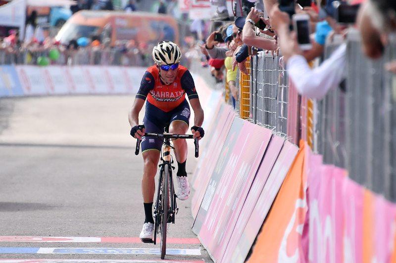Тибо Пино, Том Дюмулин, Бауке Моллема и Винченцо Нибали о 9-м этапе Джиро д'Италия-2017