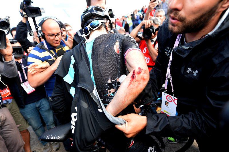 Джиро д'Италия-2017. Результаты 9-го этапа