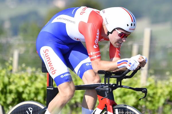 Том Дюмулин – победитель 10-го этапа Джиро д'Италия-2017