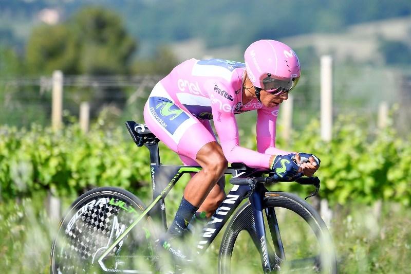 Наиро Кинтана, Тибо Пино, Винченцо Нибали о 10-м этапе Джиро д'Италия-2017