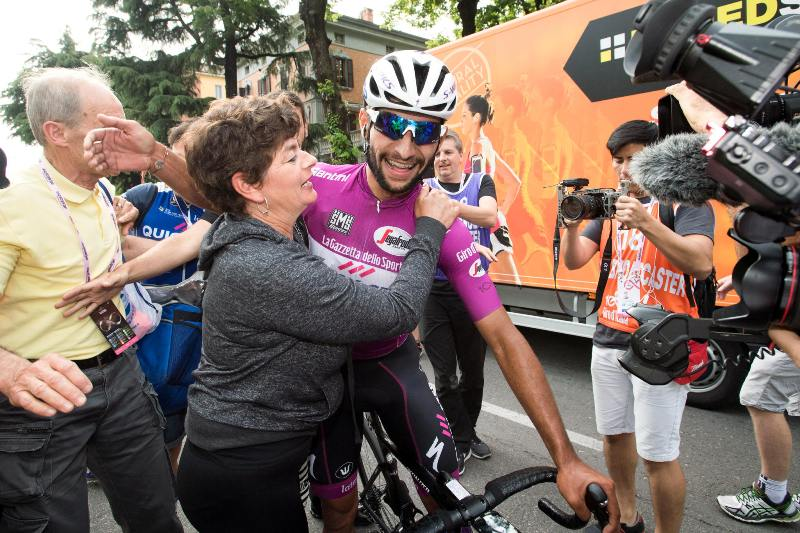 Хет-трик Фернандо Гавирии на этапах Джиро д'Италия-2017