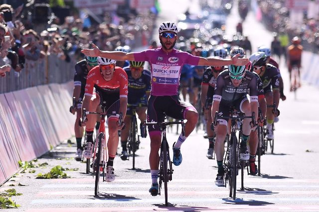 Фернандо Гавирия – победитель 13-го этапа Джиро д'Италия-2017
