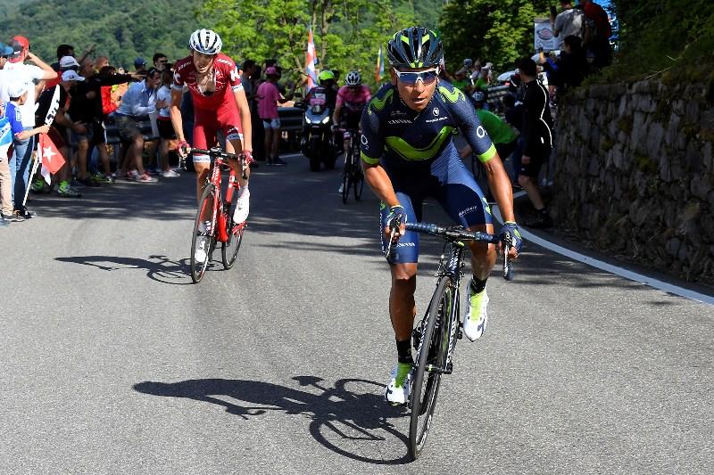 Джиро д'Италия-2017. Результаты 14-го этапа