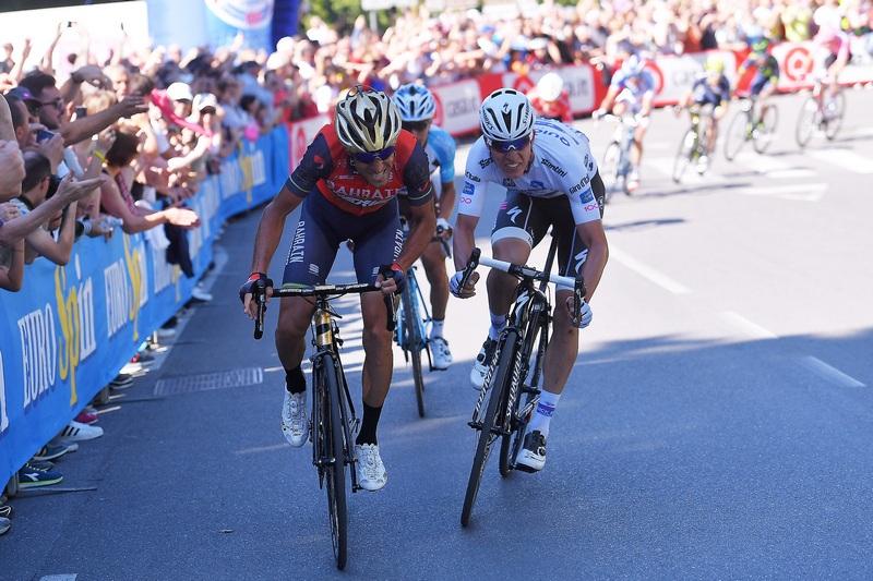 Джиро д'Италия-2017. Результаты 15-го этапа