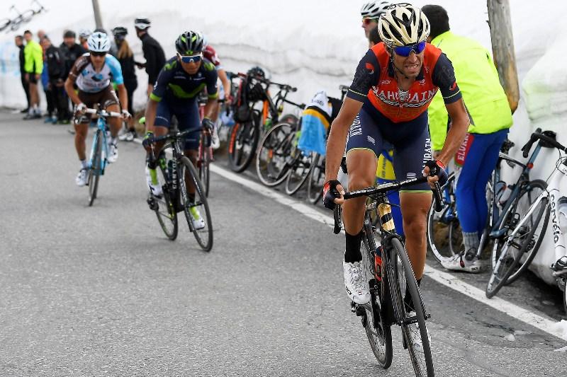 Винченцо Нибали и Микель Ланда о 16-м этапе Джиро д'Италия-2017