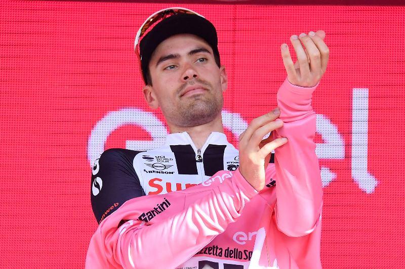 Том Дюмулин в 2019 году хочет поставить целью Тур де Франс