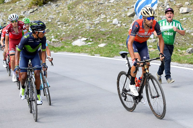 Джиро д'Италия-2017. Результаты 16-го этапа