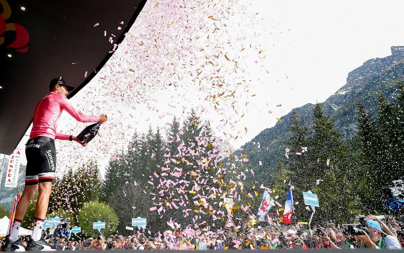 Пьер Роллан и Том Дюмулин о 17-м этапе Джиро д'Италия-2017