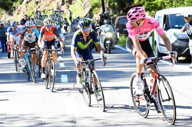 Том Дюмулин о 18-м этапе Джиро д'Италия-2017
