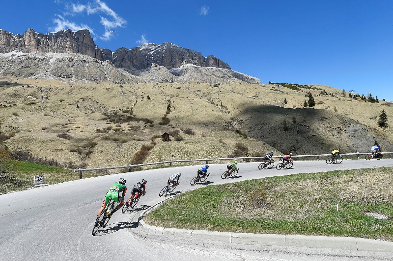 Джиро д'Италия-2017. Результаты 18-го этапа