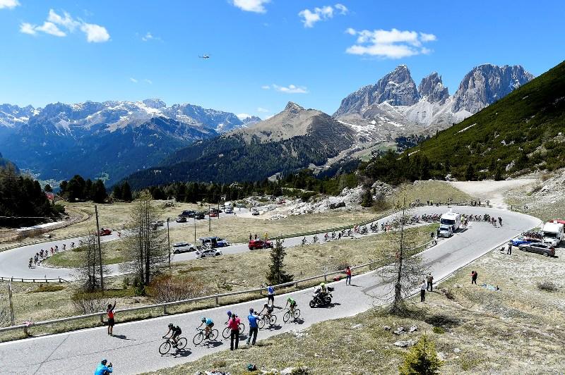 Тиджей Ван Гардерен и Микель Ланда о 18-м этапе Джиро д'Италия-2017