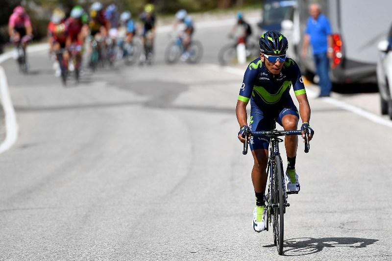 Наиро Кинтана и Винченцо Нибали о 18-м этапе Джиро д'Италия-2017