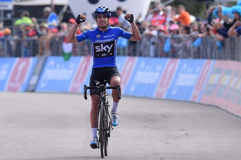 Джиро д'Италия-2017. Результаты 19-го этапа