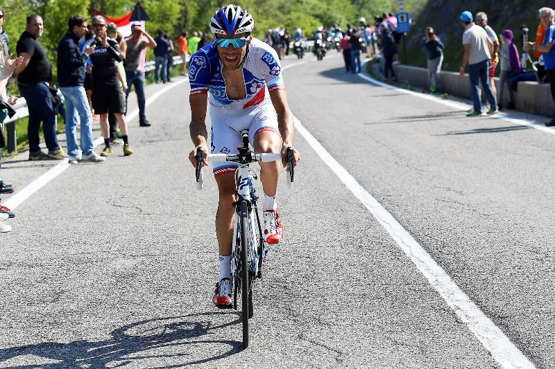 Тибо Пино и Винченцо Нибали о 19-м этапе Джиро д'Италия-2017