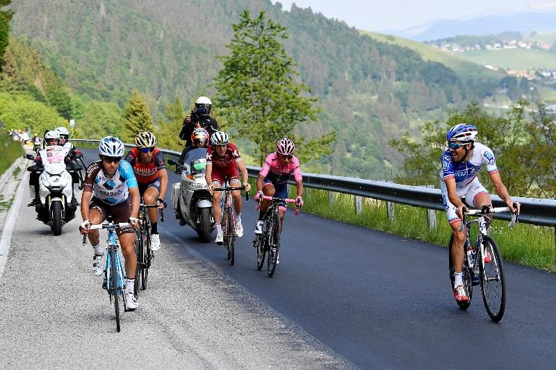 Джиро д'Италия-2017. Результаты 20-го этапа