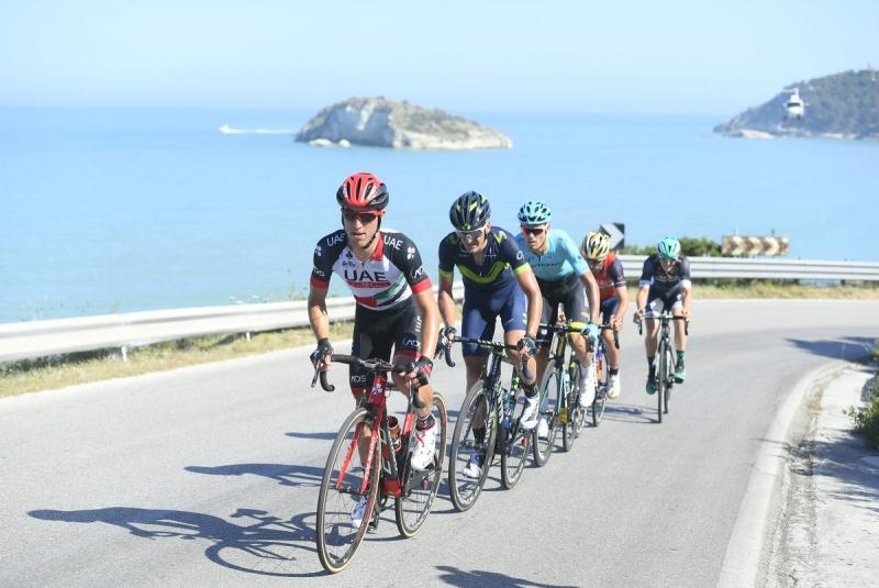 Горка Исагирре – победитель 8-го этапа Джиро д'Италия-2017