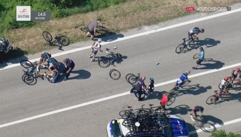 Наиро Кинтана – победитель 9-го этапа Джиро д'Италия-2017