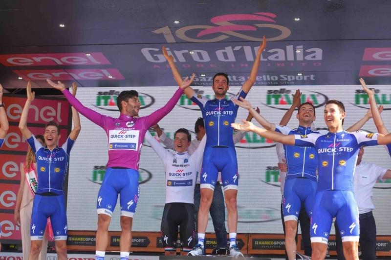 Фернандо Гавирия и Боб Юнгельс о Джиро д'Италия-2017
