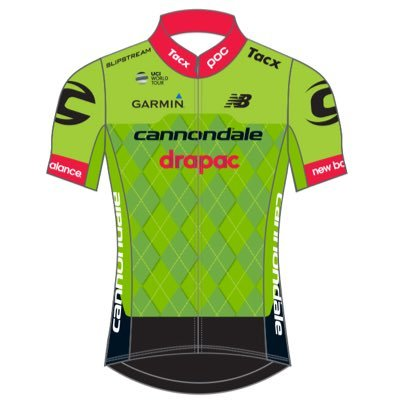 Cannondale остаётся спонсором велокоманды Cannondale-Drapac