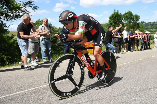 Ричи Порт – победитель 4-го этапа Критериума Дофине-2017