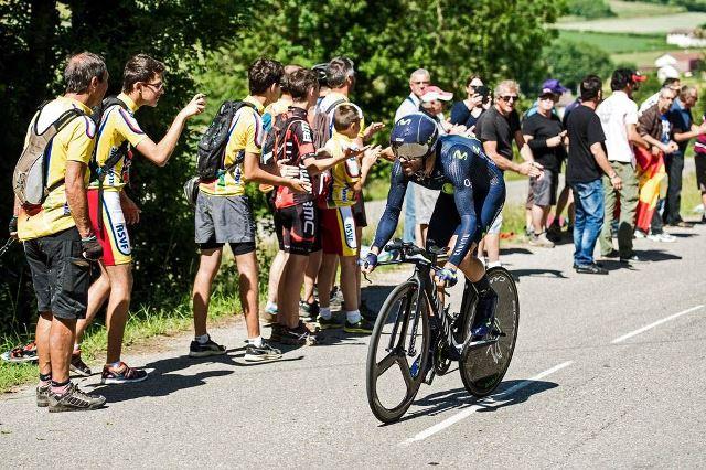 Ричи Порт, Тони Мартин, Алехандро Вальверде о 4-м этапе Критериума Дофине-2017