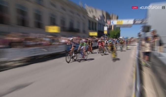 Фил Баухаус – победитель 5 этапа Критериума Дофине-2017