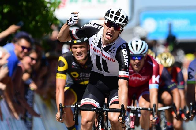 Фил Баухаус и Арно Демар о 5-м этапе Критериума Дофине-2017
