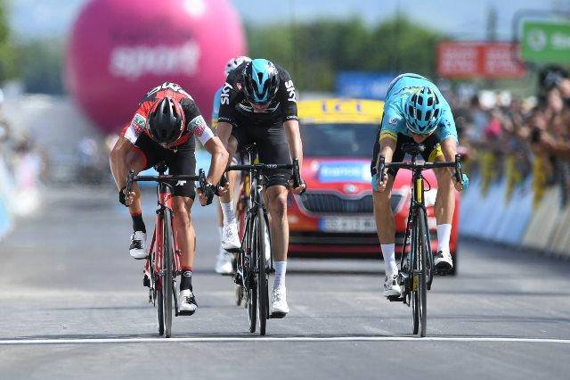 Якоб Фульсанг – победитель 6-го этапа Критериума Дофине-2017