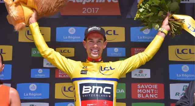 Ричи Порт и Крис Фрум о 6-м этапе Критериума Дофине-2017