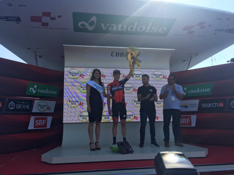Роан Деннис – победитель 1 этапа Тура Швейцарии-2017
