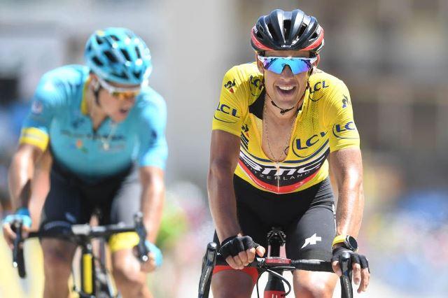 Питер Кеннах, Ричи Порт, Альберто Контадор, Крис Фрум о 7-м этапе Критериума Дофине-2017