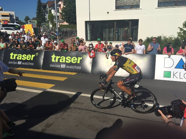 Филипп Жильбер – победитель 2-го этапа Тура Швейцарии-2017