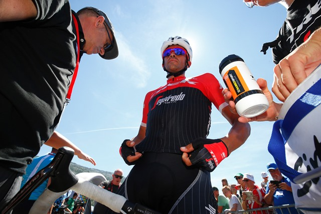 Крис Фрум и Альберто Контадор о 8-м этапе Критериума Дофине-2017