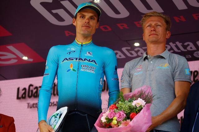 Луис-Леон Санчес остается в команде «Астана»