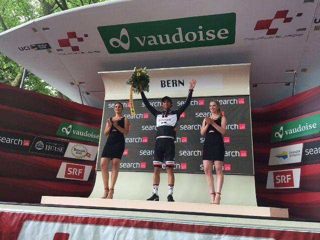 Майкл Мэттьюс – победитель 3-го этапа Тура Швейцарии-2017