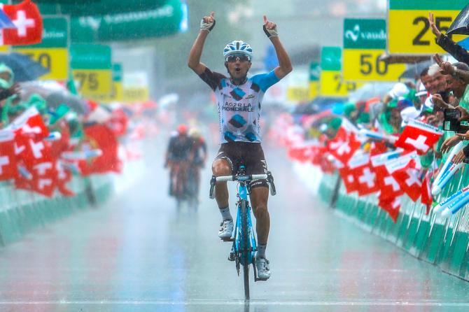 Доменико Поццовиво, Йон Исагирре, Дамиано Карузо о 6-м этапе Тура Швейцарии-2017