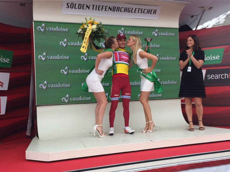 Симон Шпилак – победитель 7 этапа Тура Швейцарии-2017