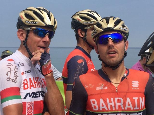 Константин Сивцов пропускает Тур де Франс-2017 из-за травмы