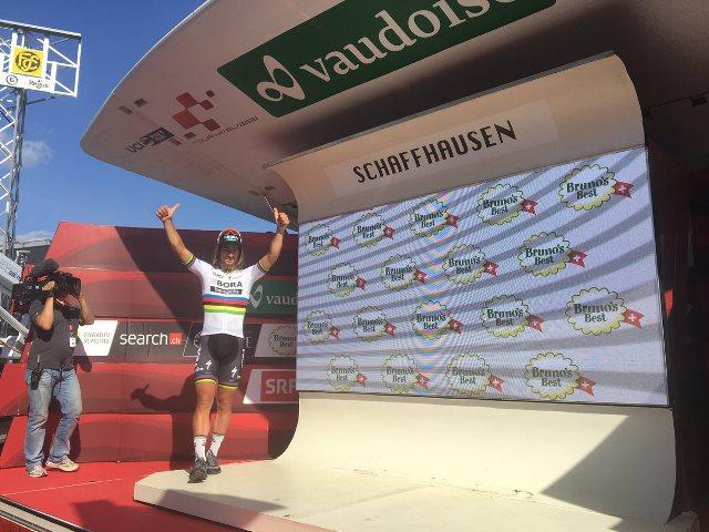 Петер Саган – победитель 8-го этапа Тура Швейцарии-2017