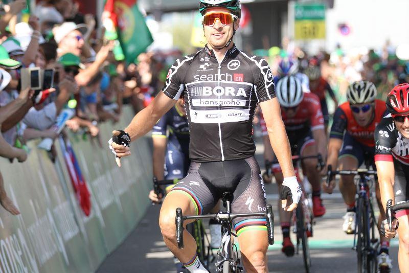 15-я победа Петера Сагана на этапах Тура Швейцарии