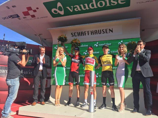 Симон Шпилак – победитель Тура Швейцарии-2017