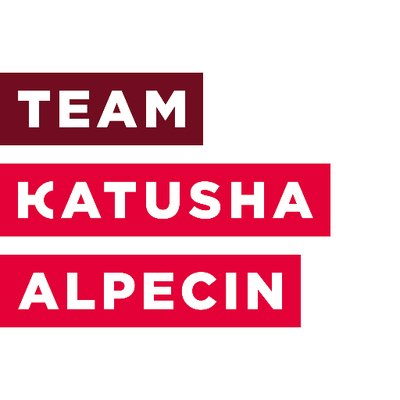 Состав команды Katusha-Alpecin на Тур де Франс-2017