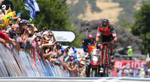 Состав команды BMC на Тур де Франс-2017