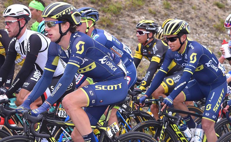 Состав команды Orica-Scott на Тур де Франс-2017