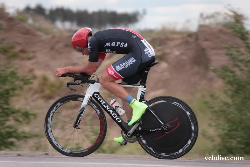 Чемпионат России 2017 года в индивидуальной гонке по шоссейному велоспорту